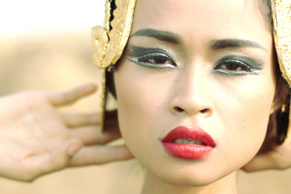 Apsara fashion shoot
